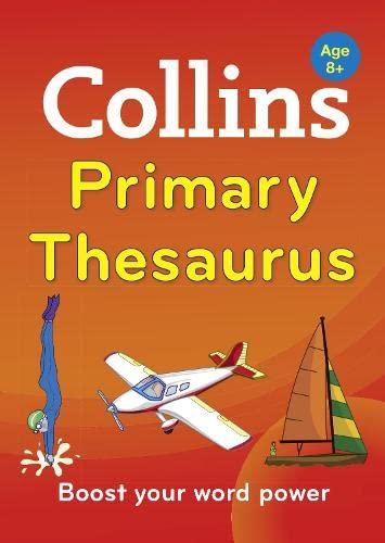 9780007578764: Collins Primary Thesaurus [Second Edition] (Collins Primary Dictionaries)