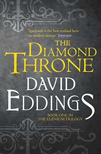 9780007578979: The Diamond Throne (The Elenium Trilogy, Book 1)