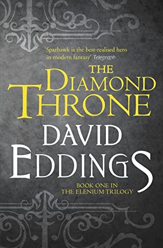 9780007578979: The Diamond Throne (The Elenium Trilogy)
