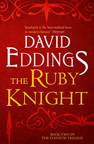 9780007578986: The Ruby Knight (The Elenium Trilogy, Book 2)