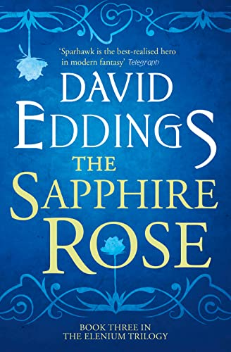 9780007578993: The Sapphire Rose (The Elenium Trilogy, Book 3)