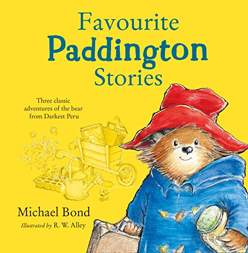 9780007580101: Favourite Paddington Stories