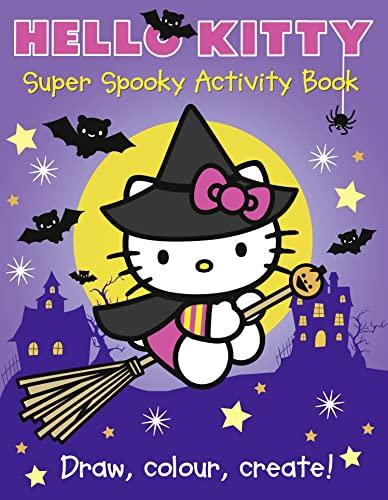 9780007580316: Hello Kitty Super Spooky Activity Book