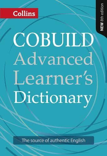 9780007580583: Collins COBUILD Advanced Learner's Dictionary