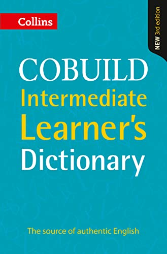 9780007580606: Collins COBUILD Intermediate Learner's Dictionary
