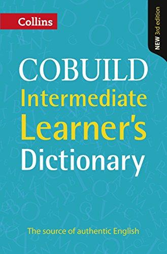 9780007580606: Collins COBUILD Intermediate Learner's Dictionary