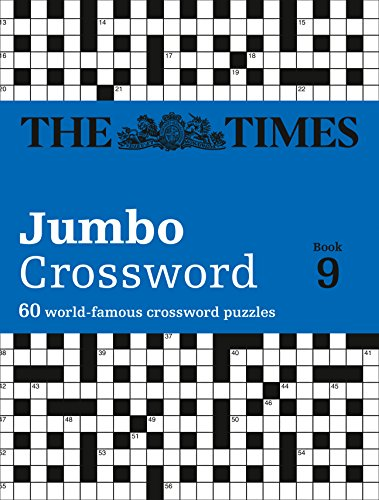 9780007580750: The Times Jumbo Crossword: Book 9