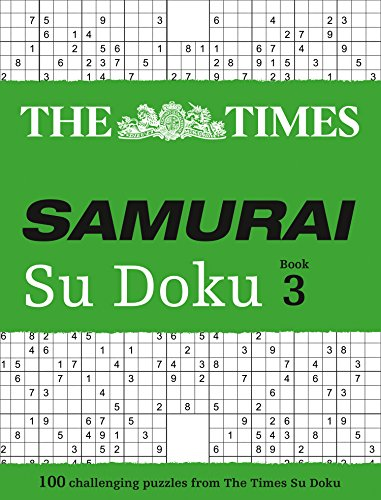 9780007580774: The Times Samurai Su Doku 3