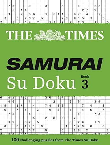 9780007580774: The Times Samurai Su Doku 3