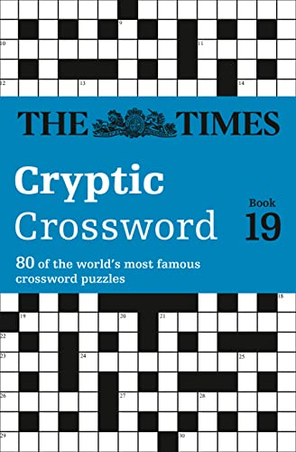 9780007580781: The Times Cryptic Crossword Book 19