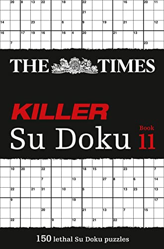 9780007580811: The Times Killer Su Doku Book 11: 150 Lethal Su Doku Puzzles