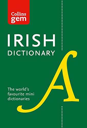 9780007580897: Irish Dictionary (Collins Gem)