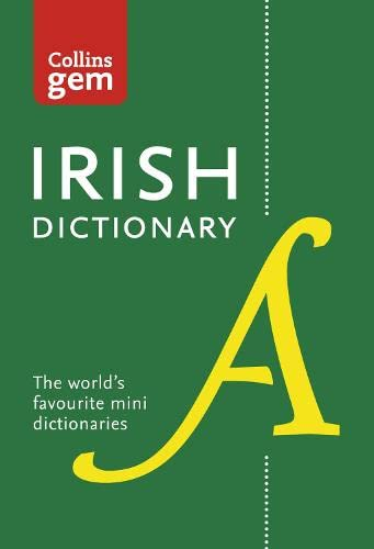 9780007580897: Collins Gem � Irish Dictionary
