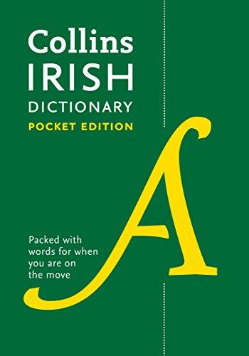 9780007580903: Collins Pocket Irish Dictionary (Collins Pocket)