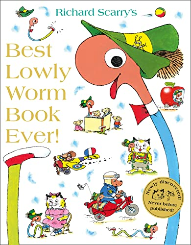 9780007581016: Best Lowly Worm Book Ever