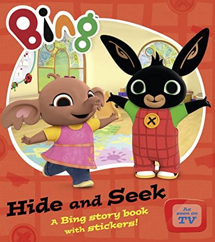 Bing Hide and Seek: BING HIDE &