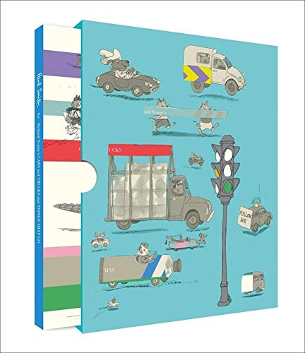 9780007581061: Paul Smith for Richard Scarry's Cars and Trucks and Things That Go slipcased edition