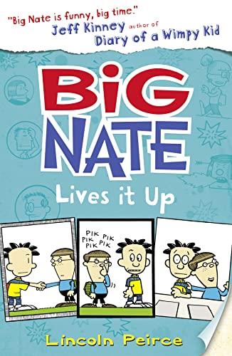9780007581276: Big Nate Lives it Up