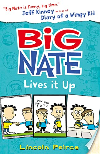 9780007581276: Big Nate Lives it Up
