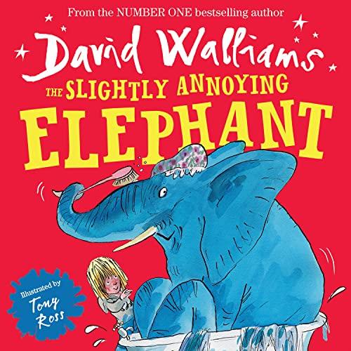 9780007581863: The Slightly Annoying Elephant