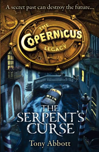 9780007581931: The Serpent's Curse (The Copernicus Legacy)