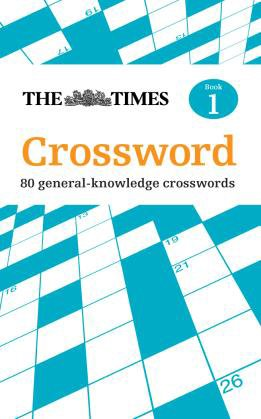 9780007582075: The Times Crossword - Book 1