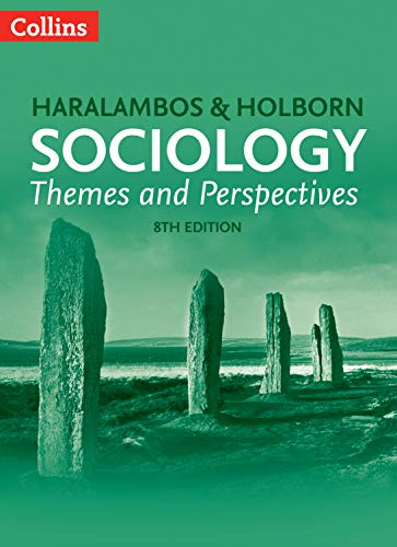9780007583195: Sociology Themes And Perspectives, 8Th Edn