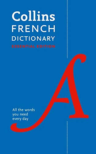 9780007583331: Collins French Essential Dictionary (Collins Essential)