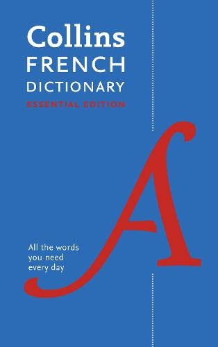 9780007583331: Collins Essential — Collins French Essential Dictionary