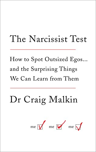 9780007583805: The Narcissist Test