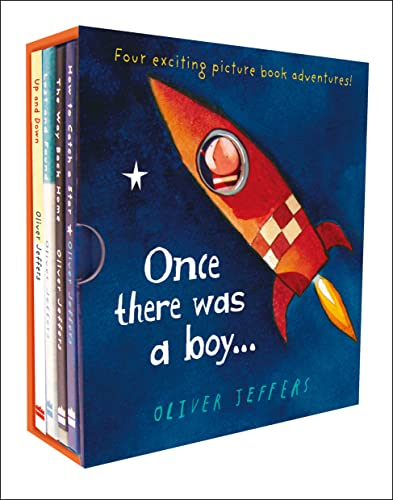 9780007584611: Once there was a boy...