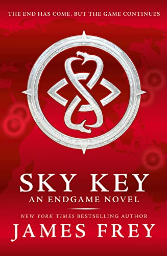 9780007585229: Sky Key (Endgame)