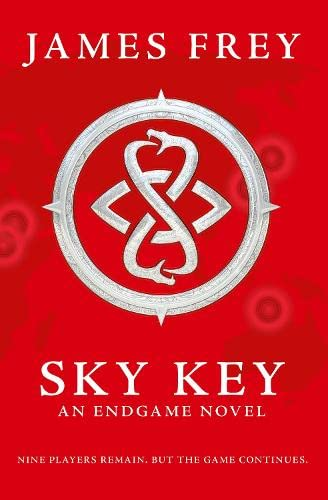 9780007585236: Sky Key (Endgame)