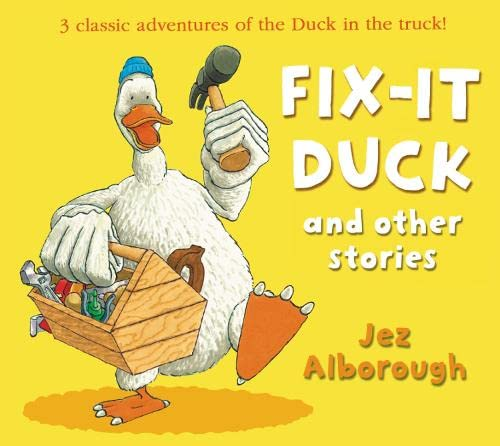 9780007585489: Fix-it Duck and Other Stories (Duck in the Truck)