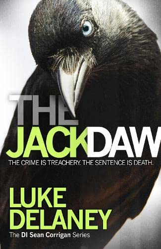 9780007585687: The Jackdaw (DI Sean Corrigan)