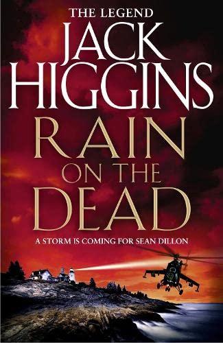9780007585847: Rain on the Dead (Sean Dillon Series)