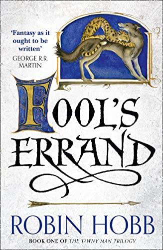 9780007585892: Fool's Errand (The Tawny Man Trilogy, Book 1)
