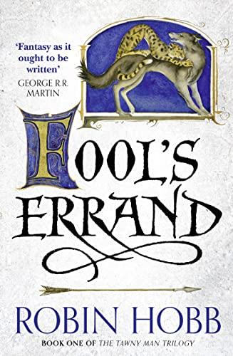 9780007585892: Fool's Errand (The Tawny Man Trilogy)