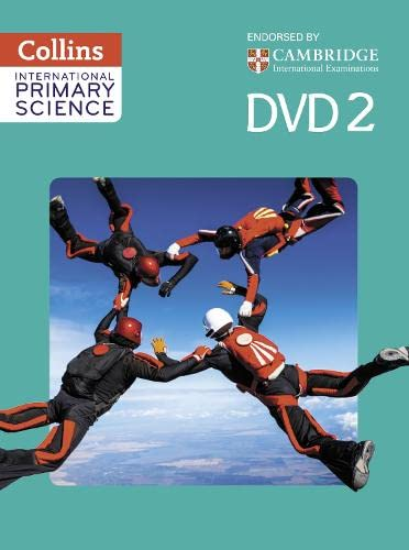 9780007586158: Collins International Primary Science - DVD 2