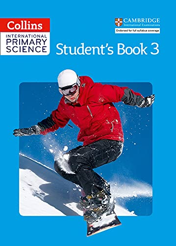 9780007586165: Collins International Primary Science - International Primary Science Student's Book 3