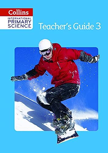 9780007586172: Collins International Primary Science - International Primary Science Teacher's Guide 3