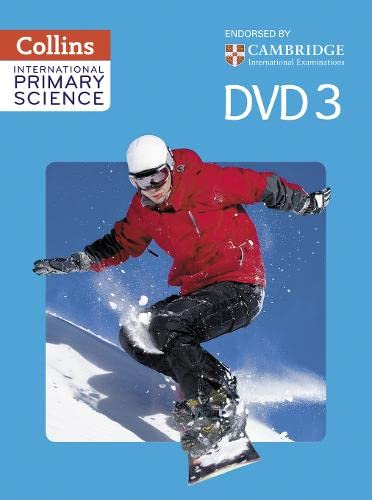 9780007586196: Collins International Primary Science - International Primary Science DVD 3