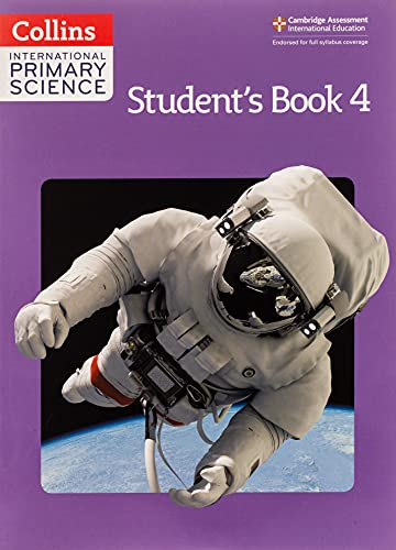 9780007586202: Collins International Primary Science - Student's Book 4
