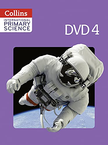 9780007586226: Collins International Primary Science - International Primary Science DVD 4