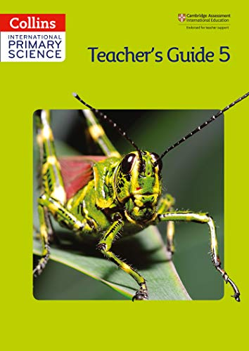 9780007586240: Collins International Primary Science - International Primary Science Teacher's Guide 5