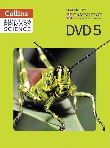 9780007586264: Collins International Primary Science - International Primary Science DVD 5