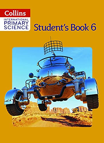 9780007586271: Collins International Primary Science - International Primary Science Student's Book 6