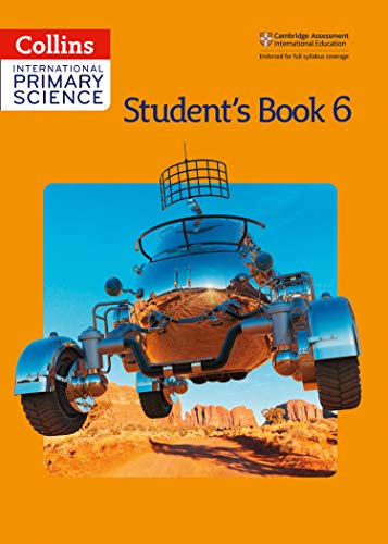 9780007586271: Collins International Primary Science - Student's Book 6