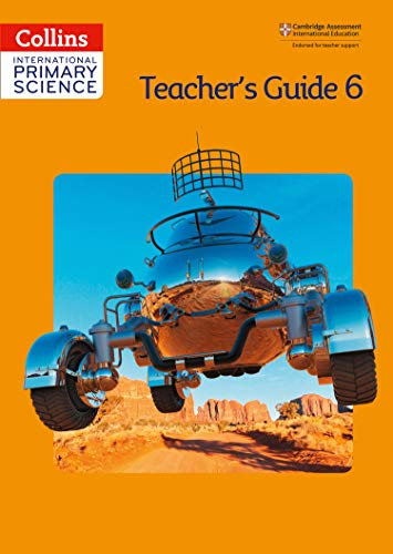 9780007586288: Collins International Primary Science - Teacher's Guide Stage 6