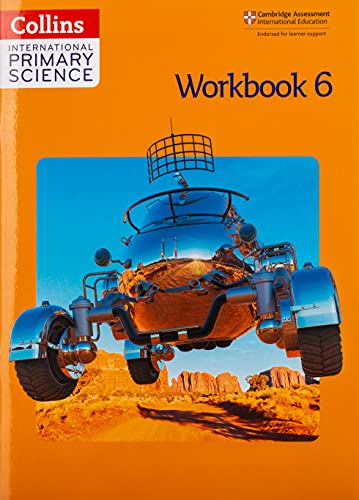 9780007586295: Collins International Primary Science - International Primary Science Workbook 6